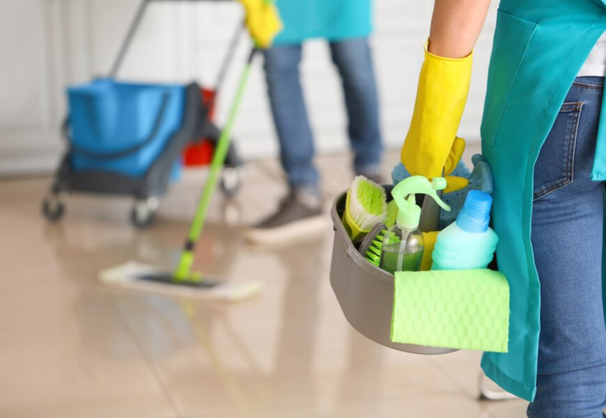 excellent cleaning service expertise